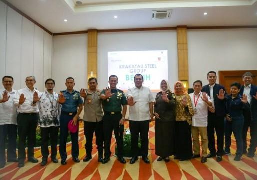 BSN Dukung Penerapan SNI ISO 37001:2016 Oleh Krakatau Steel