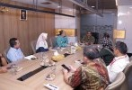 BSN Terima Audiensi dari Corporate Forum for Community Development (CFCD)