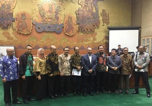 Komisi VI DPR RI Apresiasi Kinerja Serapan Anggaran & Opini WTP BSN Selama 4 Tahun Terakhir