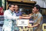 Peduli Lombok, BSN Berikan Bantuan Kemanusiaan