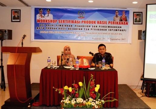 KLT BSN Makassar Berikan Bimtek Sertifikasi Produk