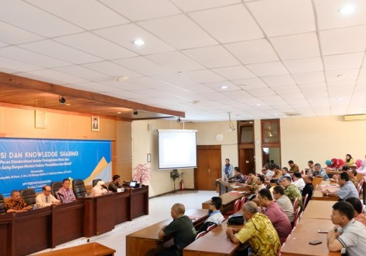Literasi Informasi Standardisasi untuk Sivitas UNS