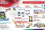 Hari Jadi BSN ke-22 : Catatan penting 4 tahun BSN berkiprah (2014 - 2018)
