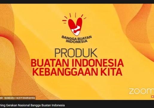 Gerakan Nasional Bangga Buatan Indonesia Resmi Diluncurkan