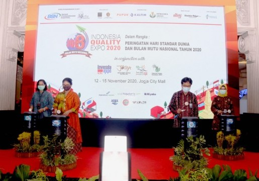 BSN bersama Pemda Yogyakarta Promosikan Produk berstandar