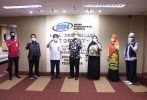 Audiensi Kepala Disperindagkop-UKM Provinsi Riau dengan Kepala BSN