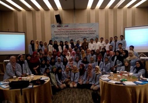 Bekal SNI Mahasiswa UIN Raden Fatah Palembang