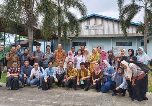 Pelatihan HACCP bagi Calon Pendamping IKM Pangan di Sumbagsel