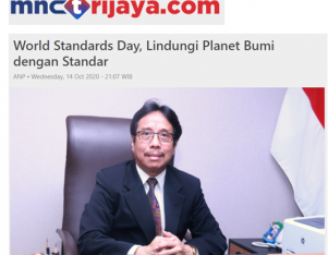 World Standards Day, Lindungi Planet Bumi dengan Standar