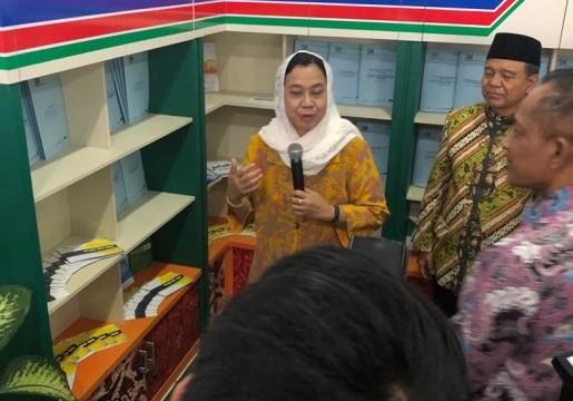 BSN Kembali Meresmikan SNI Corner di Universitas Islam Batik Surakarta
