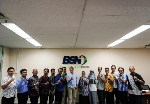 BSN Terima Kunjungan Anggota DPRD Klungkung