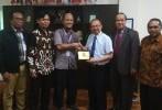 Rektor: UNSRI Siap Lanjutkan Kerja Sama dengan BSN