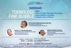 Peluang Pemanfaatan Teknologi Fine Bubble untuk Bidang Pertanian dan Perikanan