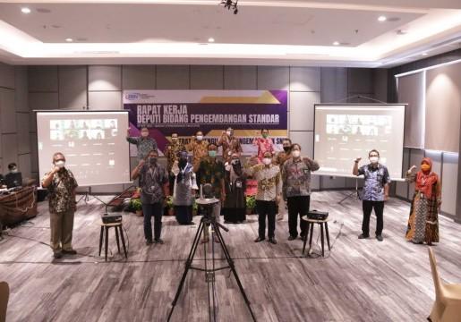 BSN Susun Strategi Penguatan Pengembangan SNI
