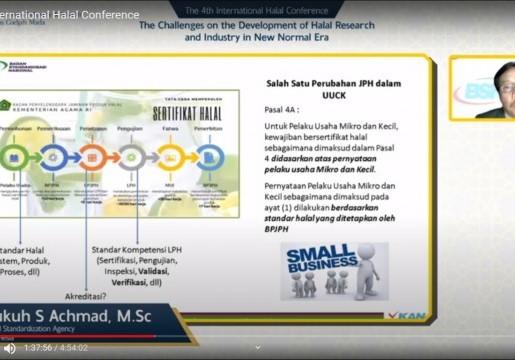 Wapres RI : Melalui sistem proses sertifikasi halal, tingkatkan daya saing di pasar global