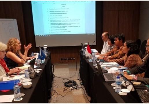 Peran aktif BSN dalam pembahasan Technical Barrier to Trade pada Perundingan Indonesia-EU CEPA