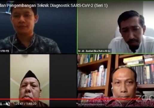Deteksi dan Pengembangan Teknik Diagnostik SARS-COV-2