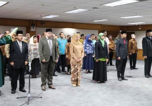Pejabat Baru BSN Siap Emban Misi SPK