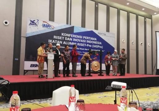 BSN Berpartisipasi dalam Konferensi Pertama Riset dan Inovasi Indonesia
