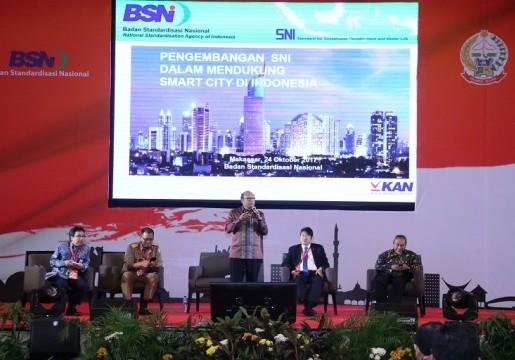 BSN jadikan Makassar sebagai Role Model Smart City