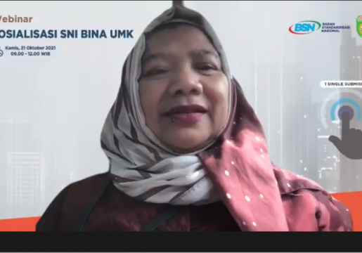 BSN Sosialisasikan SNI Bina UMK di Sumatera Selatan