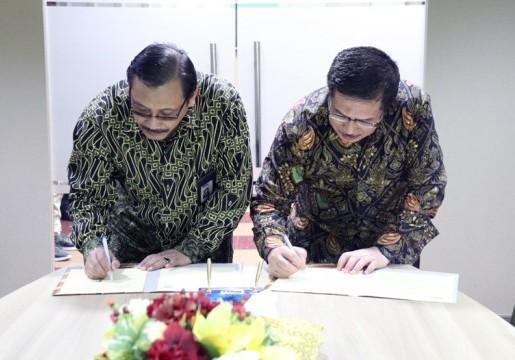 BSN Tandatangani Kesepakatan Bersama dengan UIN Raden Fatah Palembang