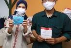 Semangat UKM Baby Fynn Dalam Memproduksi Masker Berkualitas