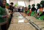 Pecahkan Rekor MURI Pempek ber-SNI, BSN: Saatnya Pempek Go Internasional !
