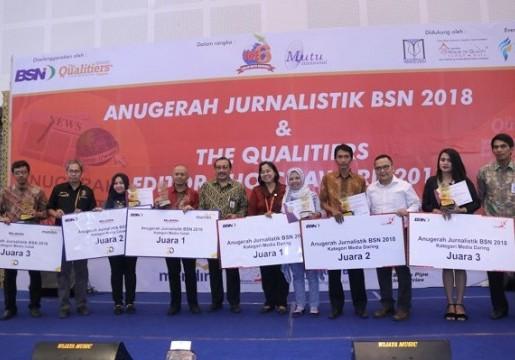Indonesia Quality Expo 2018 Menjadi Ajang Penuh Apresiasi