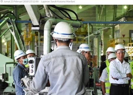 Pemerintah Bakal Terapkan SNI pada Produk Alumunium