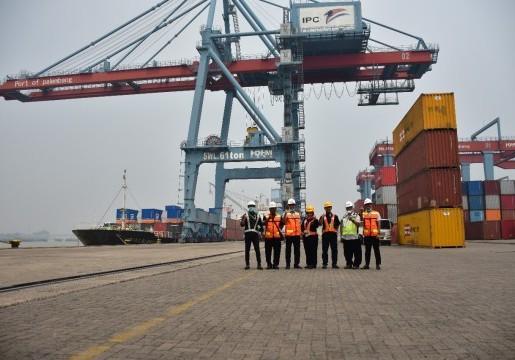 Mengawal Transformasi Pelabuhan IPC II Palembang