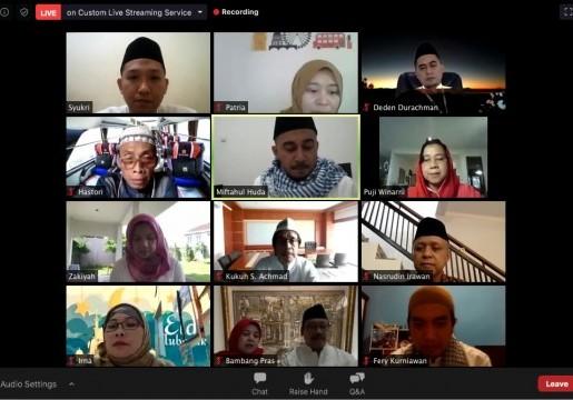 Keluarga Besar BSN Hadapi Tatanan New Normal dengan Tawakal dan Hati Bersih