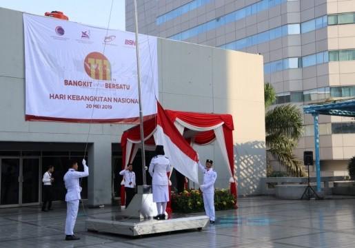 Bangkit untuk Bersatu di Hari Kebangkitan Nasional Indonesia ke-111
