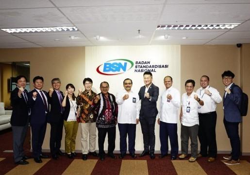 BSN dan Innobiz Jajaki Kerja Sama Bidang Inovasi UKM