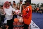 Bola Ber-SNI Produk Binaan BSN, Jadi Simbol Ketangguhan Terhadap Bencana