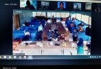 Webinar Pembukaan dan Pembekalan KKN Tematik SNI Destana Mahasiswa/i Universitas Sriwijaya Kerjasama BSN-BNPB-UNSRI Selasa, 20 Oktober 2020