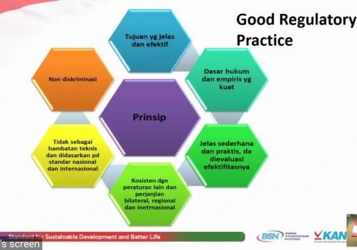 Good Regulatory Practice Tingkatkan Kualitas Regulasi SNI