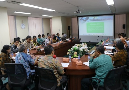 BSN Bentuk Tim Pengalihan P3D untuk Pengelolaan SNSU