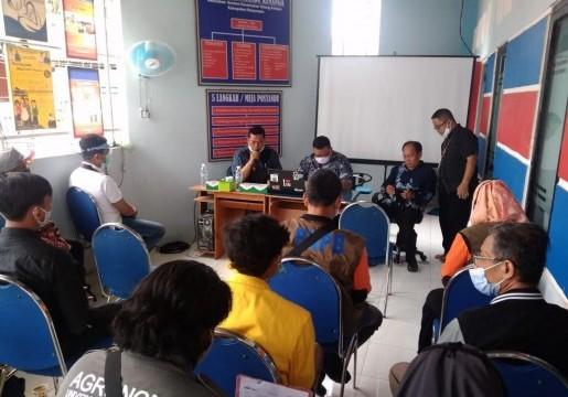 Sosialisasi SNI Destana dan Pembekalan Dosen KKN Tematik UNSRI di Kelurahan Kenten Kecamatan Talang Kelapa  Kerjasama BSN-BPBD-UNSRI Sabtu, 24 Oktober 2020