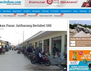 Targetkan Pasar Jatibarang Berlabel SNI