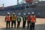 Menuju Pelabuhan Kelas Dunia, Pelindo II cabang Pontianak turut serta dalam SNI Award 2019
