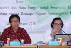 Dukung WNPG XI, BSN dan Badan POM Gelar FGD dengan Kementerian / Lembaga