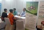 BSN Hadir Memberikan Layanan Informasi Standardisasi di Acara Indonesia Startup Summit