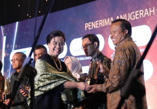 Raih SNI Award 2018 Kategori Perak, Buktikan Karya Anak Bantul (KANABA) Konsisten Terapkan SNI