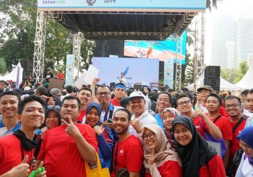 BSN Turut Serta Memperingati Hari Keamanan Pangan Sedunia 2019