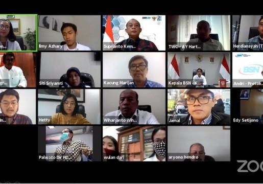 Kepala BSN : Pentingnya Komitmen Manajemen dalam Mewujudkan SMAP