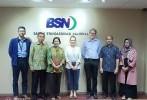 BSN Terima Kunjungan Delegasi PTB Jerman