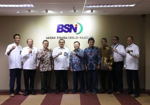 MSA PTN-BH Bahas Hilirisasi Inovasi Perguruan Tinggi dengan BSN
