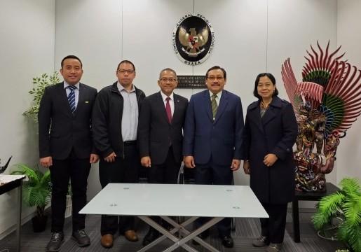 Bersama BSN, KJRI Osaka Siap Terapkan SNI ISO 9001 dan SNI ISO 37001