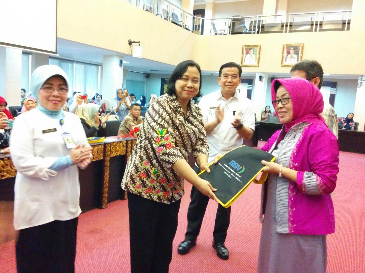 Palembang Segera Miliki Pusat Wisata Kuliner Halal Bsn Badan Standardisasi Nasional National Standardization Agency Of Indonesia Setting The Standard In Indonesia Iso Sni Wto